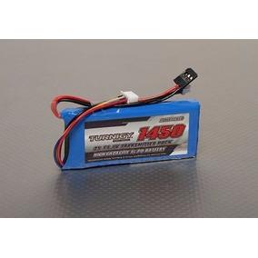 Turnigy 1450mah 3s Lipo Bateria Rádio Futaba Aeromodelo