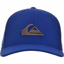 Boné Quiksilver Wave Metal Azul Royal - Pronta Entrega