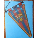Banderin Barcelona Vintage
