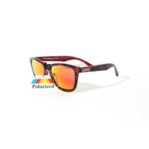 Lentes De Sol Dang Shades Red X Marble//polarized