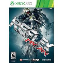 Mx Vs Atv Reflex Mídia Física Lacrado Xbox 360