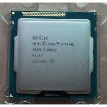 Procesador Intel I7 3770k + Tarjeta Madre Fatal1ty Z77 Gamer