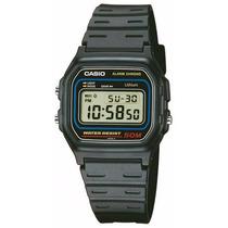 Reloj Casio W-59-1vu Hombre Retro Envío Gratis