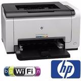 Impresora Hp Laser Color Cp1025nw, Seminueva