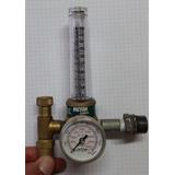 Medidor/regulador De Flujo, Para Argon/co2 Con Flujometro