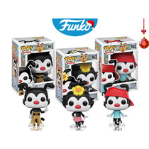 Set 3 Animaniacs Funko Pop Television Hermanos Warner