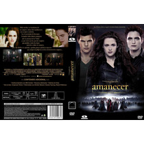 Dvd Crepusculo Amanecer Parte 2 The Twilight Breaking Dawn
