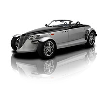 Carro Coleccion Armable Plymouth Prowler By Testors