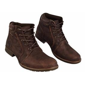 Bota Boots Company Golden Fossil Marrom Presente Promoção