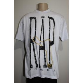 Promoção Camiseta Rap Power Hip Hop Cordão Crazzy Store