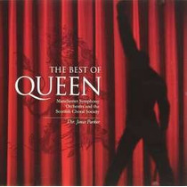 Best Of Queen Manchester Symphony Orch Scottish Cor Cd Nuevo