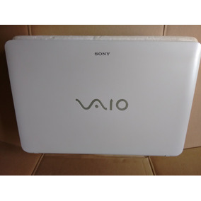 Notebook Sony Vaio Fit Svf15213cbw I5-3337u Gb Hd 750gb W10
