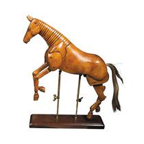 Adorno Decorativo Artist Horse Escultura