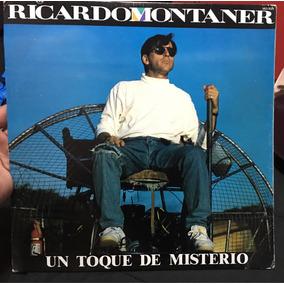 Ricardo Montaner (un Toque De Misterio) Lp Translucido