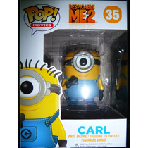 Carl Minion Despicable Me 2 Mi Villano Favorito Funko Pop