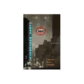 Libro Cosa Nosferatu: Capone. Ness. The Undead., E J P R1