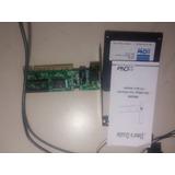 Tarjeta Red Ethernet Davicom Cnet 10/100m