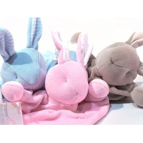 Conejo Trapito Objeto Transicional De Apego Cosa De Bebes
