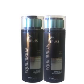 Truss Specific Shampoo & Condicionador Equilibrio 2x300ml