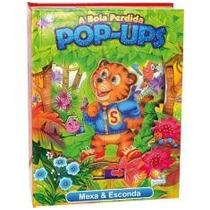 Livro Infantil A Bola Perdida Pop Ups