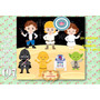 Kit Imprimible Imagenes Star Wars P/candybar Cotillon Cumple