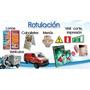Calcomanías Stickers Rotulados En Vinil Autoadhesivo