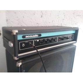 Amplificador Acoustic 215 De 1982 Chiapas