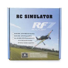 Simulador De Voo Real Fight 7 Phoenix 5.0 Aerofly 22x1