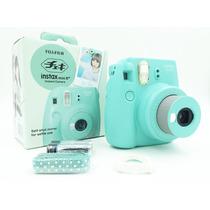Kit Instax Mini 8+ Plus Câmera Instantânea + 2 Pack De 20un.