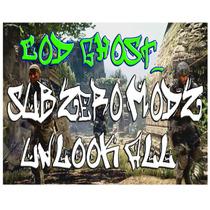 Desbloqueio Call O Duty Ghost Multyplayer Card Google So Q N