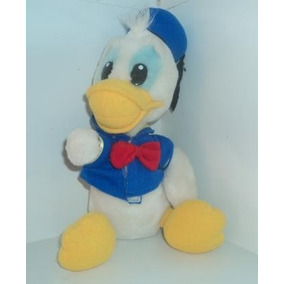 Pato Donald Antigo Da Disney Pelucia Lindo!!! (g03)