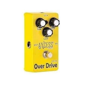 Pedal Over Drive Axcess By Giannini