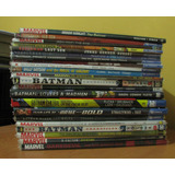 Vendo Coleccion Cientos De Comics Manga Batman Hulk X-men