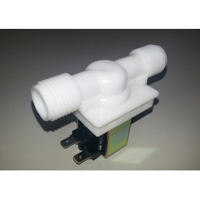 Electrovalvula Solenoide De 1/2 12 Volts Valvula Para Agua
