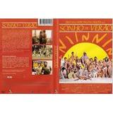 Dvd Sonho De Verão (som Livre) + Cd Paquitas