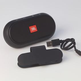 Caixa De Som Recarregável 3.2w Rms Bluetooth Trip Preta Jbl