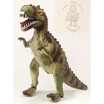 Dinossauro Eletrônico Anda - Luzes - Sons