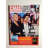 Revista Caras Xuxa Roberto Carlos Leonardo Nº1004 Ano 2013