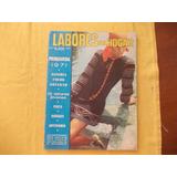 Revista Labores Del Hogar/ España 1971