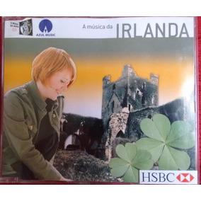 Cd A Música Da Irlanda - Coleção Caras - A Música Do Mundo