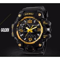 Relógio Masculino Skmei Analógico E Digital Importado