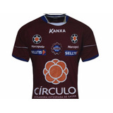 Camisa Caxias Do Sul Kanxa Oficial Promoção 50% Off