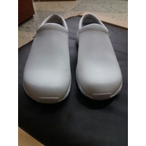 Zapatos De Enfermería Blancos