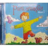 Cd Momento Espírita Para Crianças - Vol. 1