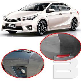 Kit Aplique Adesivo Protetor Para-choque Toyota Corolla
