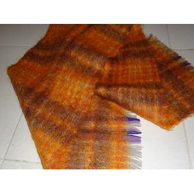 Bufanda Lochcarron Mohair/wool Escosesa Nueva