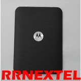 Tampa Traseira Bateria Xt303 Xt305 Preta Motosmart Motorola