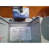 Chave Elétrica Elevador Automotivo Elevacar - Auto Box Engec