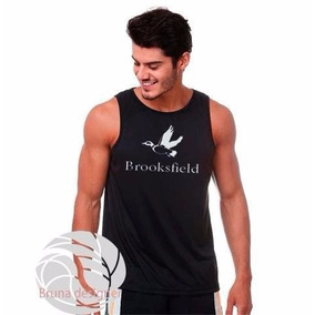 Camiseta Regata Brooksfield - 100% Qualidade !!!