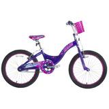 Bicicleta Caloi Ceci Purple Aro 20 2017 Rutadeporte